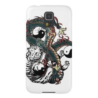 Yin Yang Design Galaxy S5 Cases