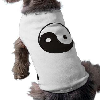 Yin Yang Dog Tshirt