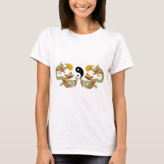 Yin Yang Dragon T-Shirt