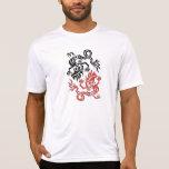 Yin/Yang dragons T Shirts