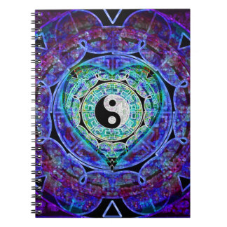 Yin Yang Energy Flow Notebooks