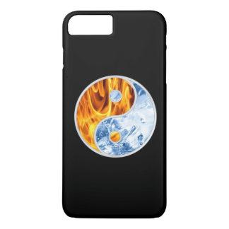 YIN-YANG FIRE ICE iPhone 7 PLUS CASE