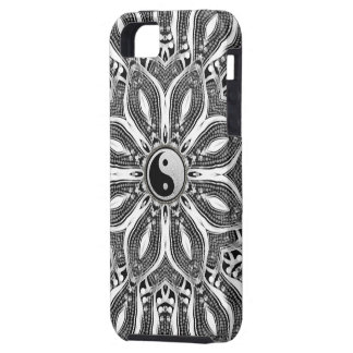 Yin Yang Flower of Life iPhone 5 Case