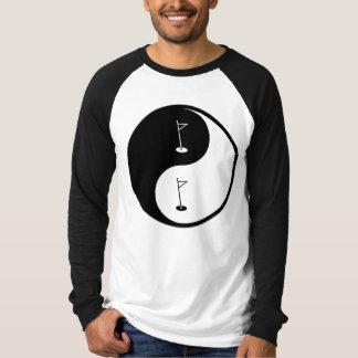 Yin Yang Golf Tshirt