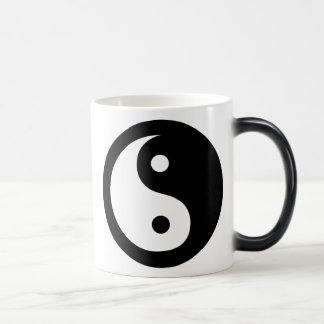 Yin Yang Ideology Magic Mug