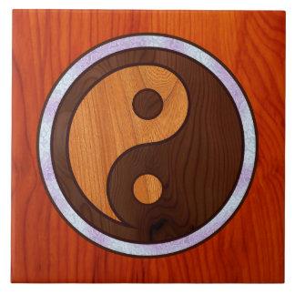 Yin-Yang Inlay Tile