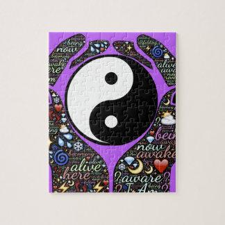 Yin, Yang Jigsaw Puzzle