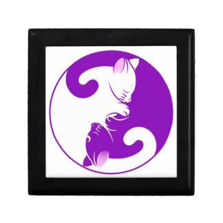 Yin Yang Kitty Gift Box