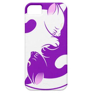 Yin Yang Kitty iPhone 5 Cover