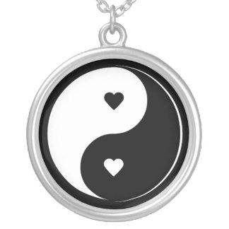 Yin Yang Love necklace