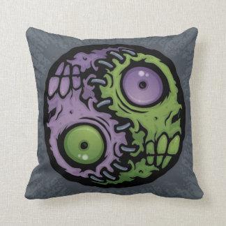 Yin Yang Monsters Cushion