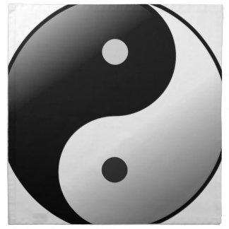 Yin Yang Napkin