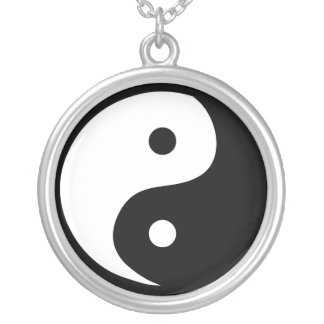 Yin Yang Pendant Necklace