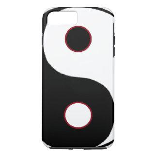 Yin Yang phone cover