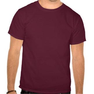 Yin Yang Pie Chart Tee Shirts