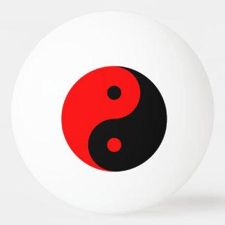 """""""YIN YANG"""" PING PONG BALL"""