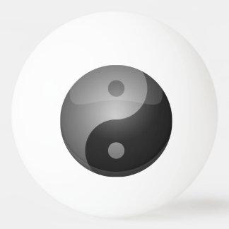 Yin Yang Ping Pong Ball