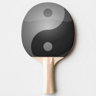 Yin Yang Ping Pong Paddle