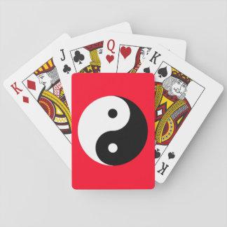"""""""YIN YANG"""" PLAYING CARDS"""