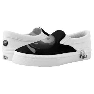 Yin Yang Slip-On Shoes