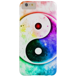 Yin Yang Spectrum of Peace Barely There iPhone 6 Plus Case