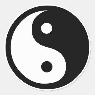 Yin/Yang - sticker