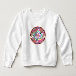 YIN YANG Style: Toddler Fleece Sweatshirt Warm up