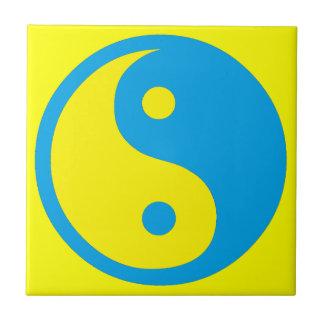 Yin Yang Swedish Style Tile