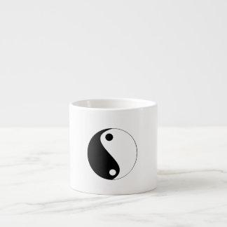 Yin/Yang Symbol - expresso cups