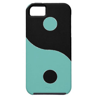 YIN YANG Symbol iPhone 5 Cover