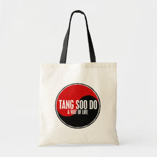 Yin Yang Tang Soo Do 1 Tote Bag