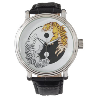 Yin & Yang Tigers Watch