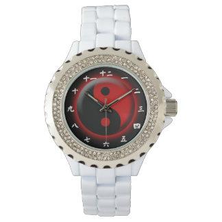 Yin Yang watch design