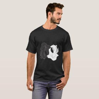 Ying and Yang koi T-Shirt