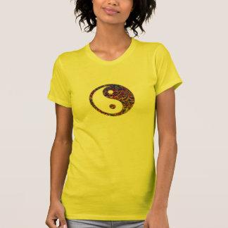 Ying Yang Garden Tshirts