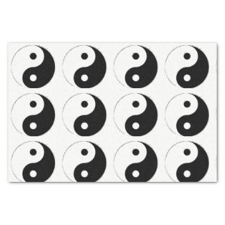 Ying Yang Gift Wrap Tissue Tissue Paper