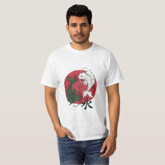 Ying Yang Koi Fish T-Shirt