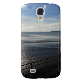 YinYang Summer Galaxy S4 Barely There Case Sunpyx