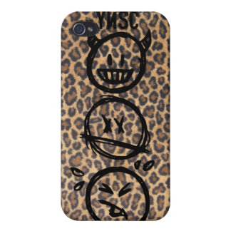 """YNSC """"Emotions Running Wild"""" iPhone 4 Covers"""