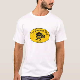 Yo Banana Boy T-Shirt