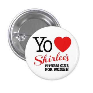 """Yo """"Corazon"""" Shirlee's Button"""