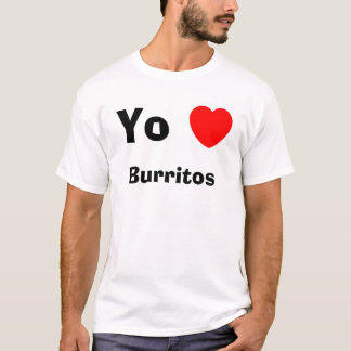 Yo Heart Burritos T-Shirt