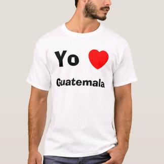 Yo Heart Guatemala T-Shirt