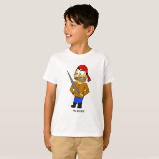 Yo Ho Ho Pirate Shirt