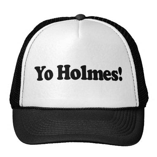 Yo Holmes Mesh Hat