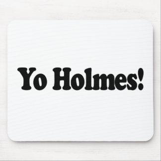 Yo Holmes Mouse Pad