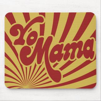 Yo Mama Mouse Pad