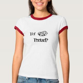 Yo Pretzel Shirt