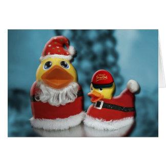 Yo, Santa Daddy! Card