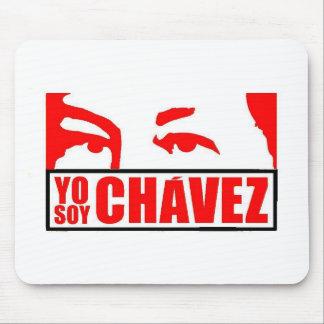 Yo Soy Chávez - Hugo Chávez - Venezuela Mouse Pad